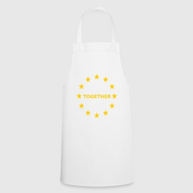 EU Together Europe together - Cooking Apron
