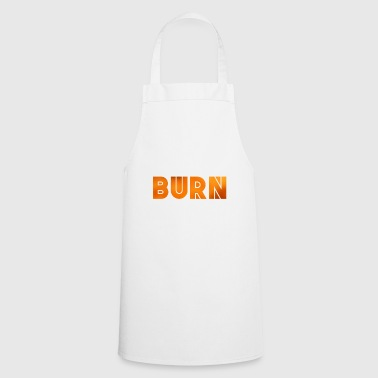 BURN - Tablier de cuisine