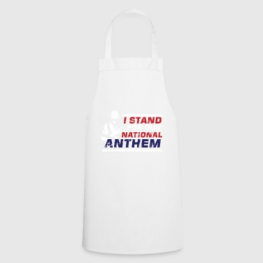 USA Patriot! Patriots. - Cooking Apron