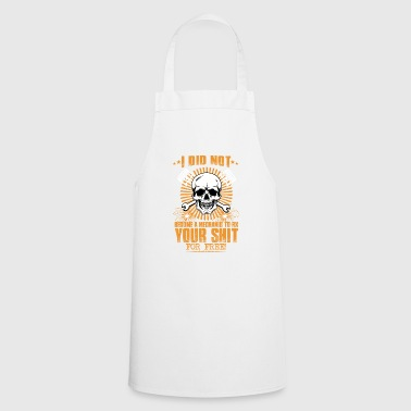 mechanic - Cooking Apron