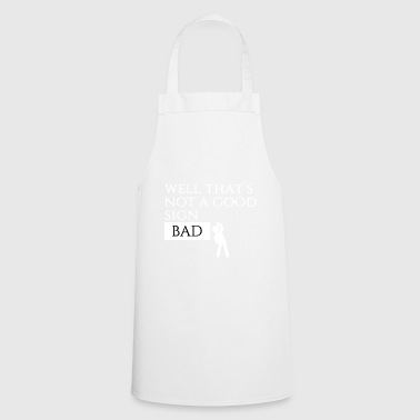 Signs - Cooking Apron