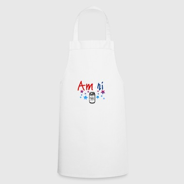 American - Cooking Apron