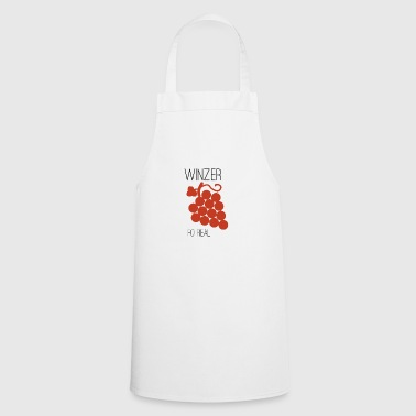 winery fo real - Cooking Apron