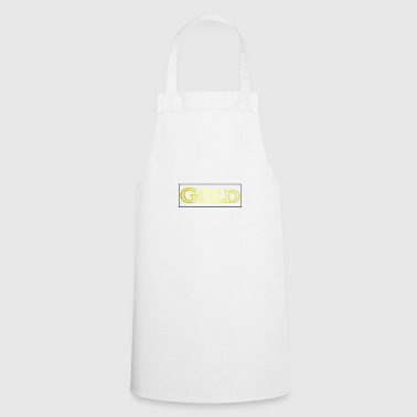 or - Tablier de cuisine
