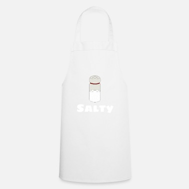Salt salt - Cooking Apron