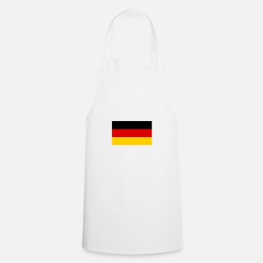 Flag 100% Germany! Germany flag Germany - Cooking Apron