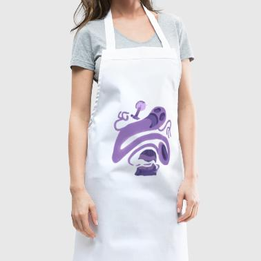 Crazy ghost escapes from grave - Cooking Apron