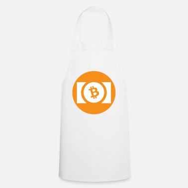 Cash Bitcoin Cash. - Tablier de cuisine
