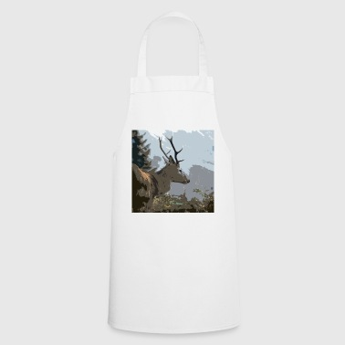 Stag - Cooking Apron
