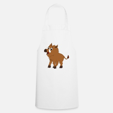 Wild wild boar - Cooking Apron
