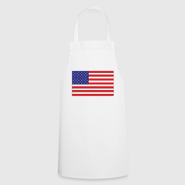 Stars & Stripes | Flag USA - Cooking Apron