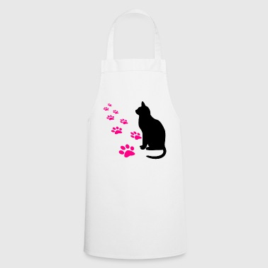 Cat's paws - Cooking Apron