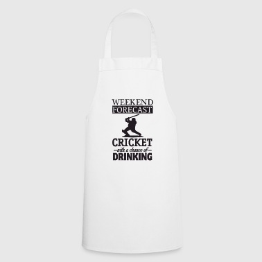 Cricket - Cooking Apron