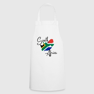 South Africa South Africa flag country - Cooking Apron