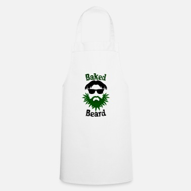 Baking BAKED BEARD - Cooking Apron