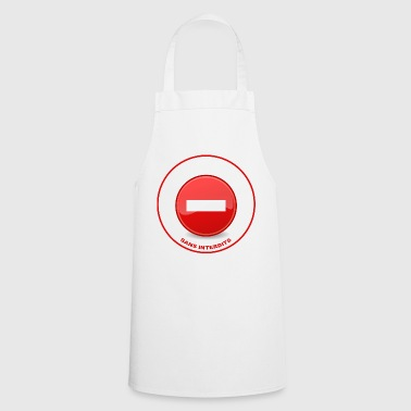 NOT PROHIBITED 2 - Cooking Apron