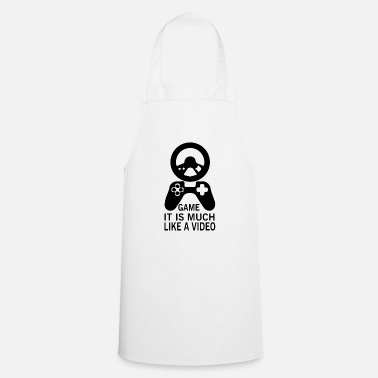 Video Video Game - Cooking Apron