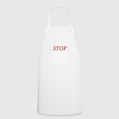 Do not make ginger ale out of ginger - Cooking Apron