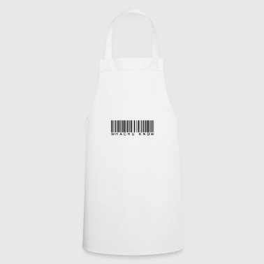 code - Cooking Apron