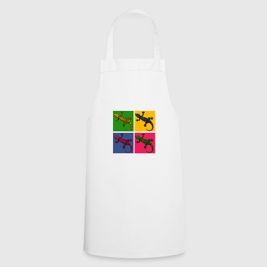 lizard - Cooking Apron