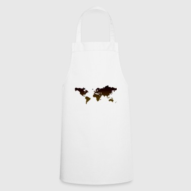 world - Cooking Apron