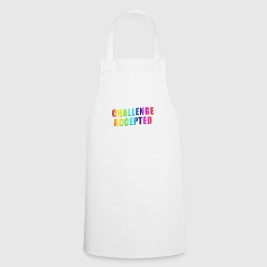 Challenge Accepted - Cooking Apron