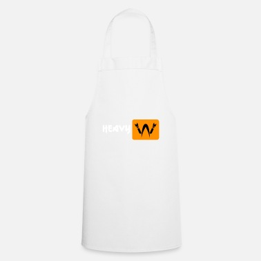 Heavy Heavy Porn - Heavy Metal Headbanger - Cooking Apron
