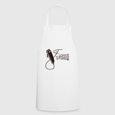 Barber - Cooking Apron