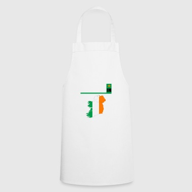 Legends were born in Ireland - Cooking Apron