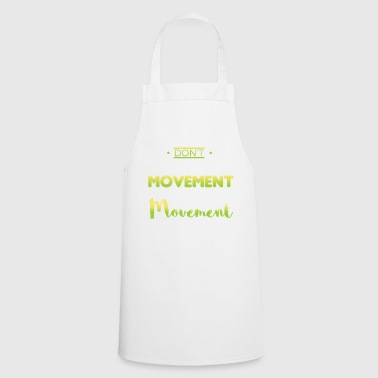 design movement - Cooking Apron