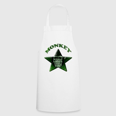 monkey - Cooking Apron