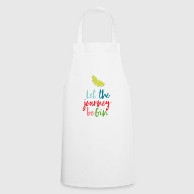 Alcohol liquor gift idea - Cooking Apron