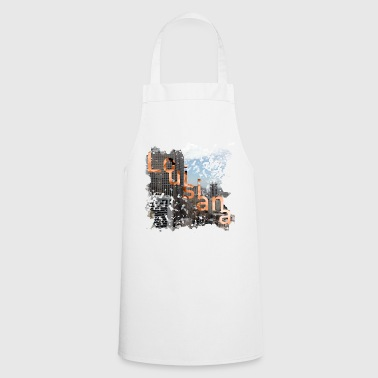 Camisa de Louisiana US - Delantal de cocina