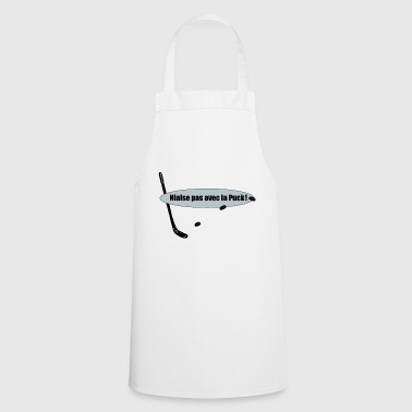 Niaise not with the Puck! - Cooking Apron