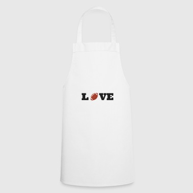 Love foot us - Delantal de cocina