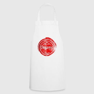 Organic Fresh Food Eating healthy - Cooking Apron