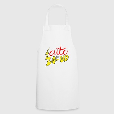 Cute But Loud - Cooking Apron