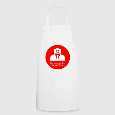 Photographer Camera Occupation Gift - Cooking Apron