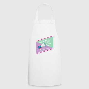 International Freedom of Information Day - Cooking Apron