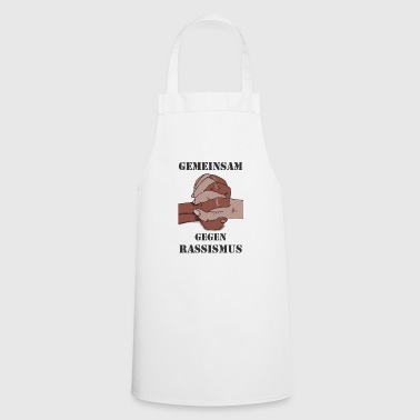 Together against racism - Cooking Apron