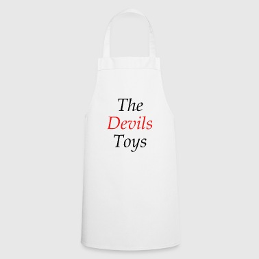 The Devils Toys - Cooking Apron