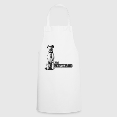Dalmatian bodyguard - Cooking Apron