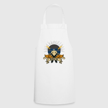 Rock music - Cooking Apron