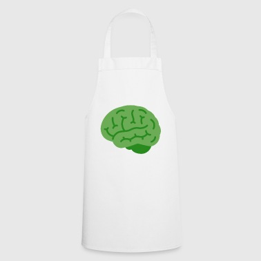 Slime Green Brain - Tablier de cuisine