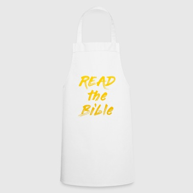 Read the Bible - Cooking Apron