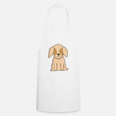Puppy Puppy - Cooking Apron