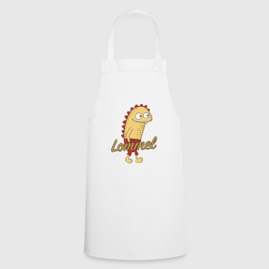 Monster Lommel Halloween gift idea - Cooking Apron
