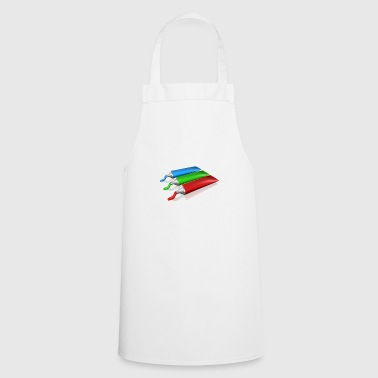 Painting paint - Cooking Apron