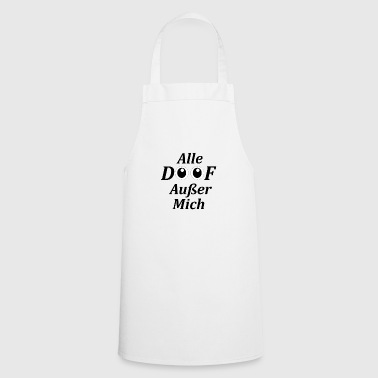 Naughty saying - Cooking Apron