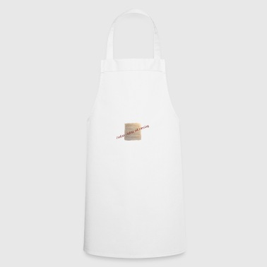 read, hobby - Cooking Apron